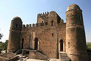 Gondar / Gonder(貢德爾):王宮古堡(Fasil Ghebbi / Royal Enclosure)